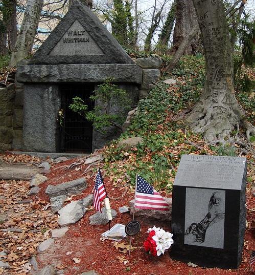 whitman-grave